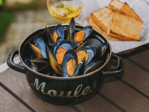 YOUNGS - Moules